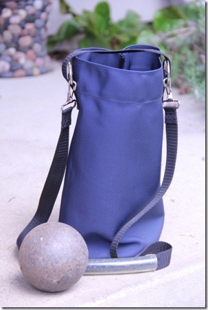 Shot Put Bag - Crafty Staci