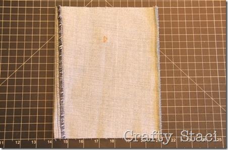 Yogurt Tub and Jeans Drawstring Bag - Crafty Staci 4