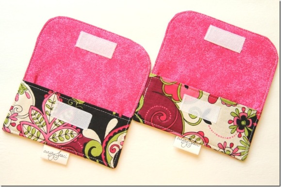 Business Card Pockets - Crafty Staci