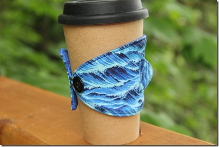 Fish Coffee Sleeve - Crafty Staci 8