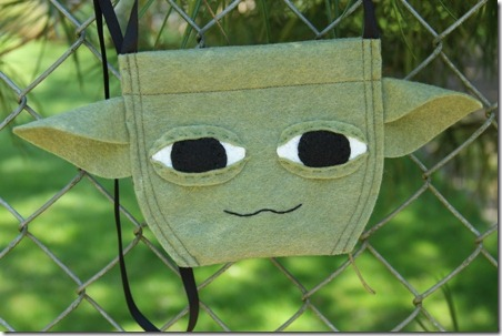 Yoda Bag - Crafty Staci 12.5