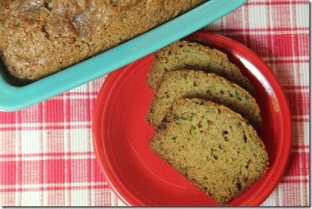 Zucchini Bread - Crafty Staci 2