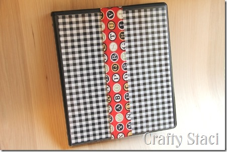 Binder Bandolier - Crafty Staci 14