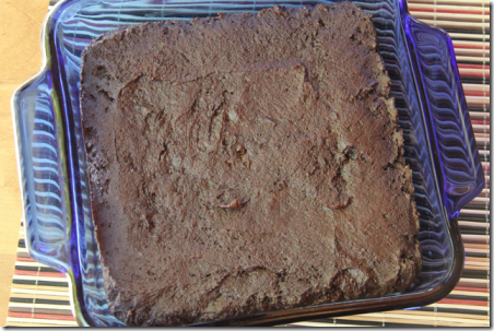 Espresso Brownies full pan - Crafty Staci