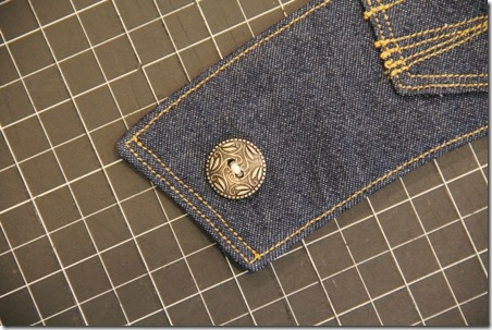 New Jeans Coffee Sleeve - Crafty Staci 10