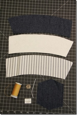 New Jeans Coffee Sleeve - Crafty Staci 2