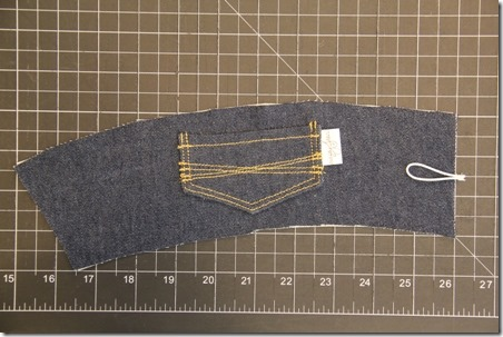 New Jeans Coffee Sleeve - Crafty Staci 7