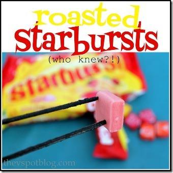 roasted starbursts