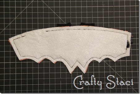 Coffee Sleeve of the Month Halloween Bat - Crafty Staci 7