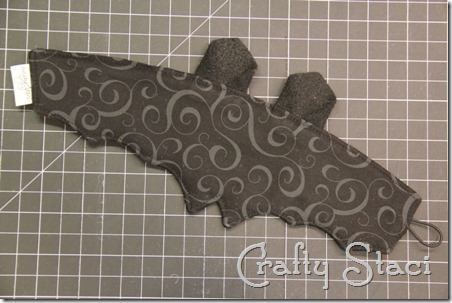 Coffee Sleeve of the Month Halloween Bat - Crafty Staci 8