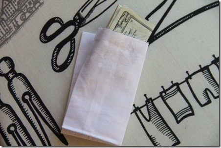 Money Gift Tea Bag 8 - Crafty Staci