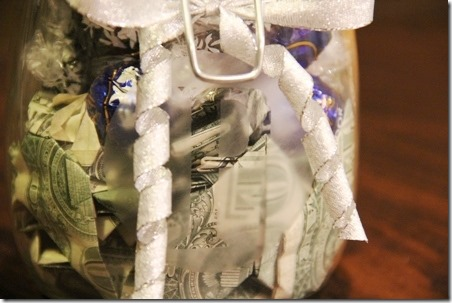 Money Jar Wedding Gift 4 - Crafty Staci