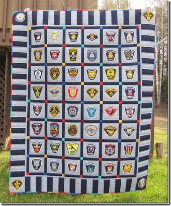 Quilting and Life
