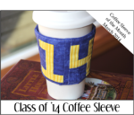 Class of '14 Coffee Sleeve