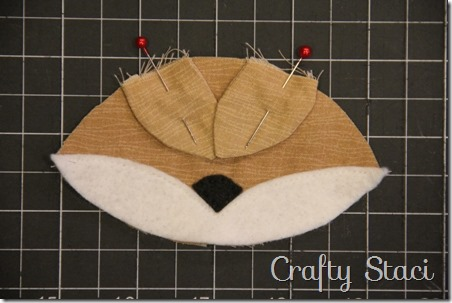 Fox Coffee Cup Sleeve - Crafty Staci 4