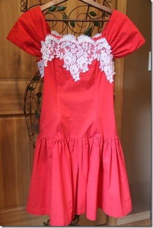 Going Away Dress - Crafty Staci