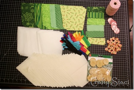 Christmas Countdown Banner - Crafty Staci 2