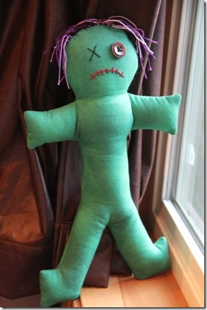 Dammit Doll - Crafty Staci 1