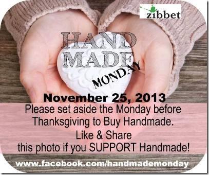 Shop Handmade Monday