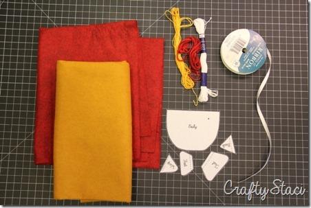 Teacup Bird Gift Card Holder - Crafty Staci 2