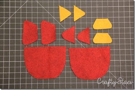 Teacup Bird Gift Card Holder - Crafty Staci 3