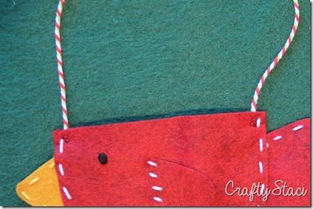 Teacup Bird Gift Card Holder - Crafty Staci 7