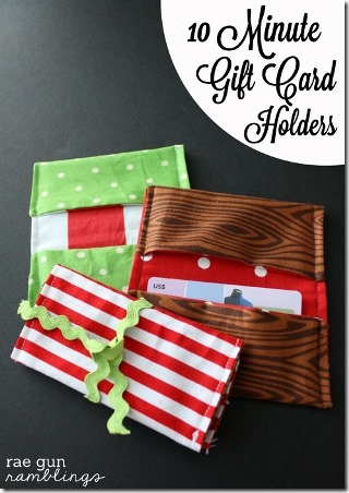 10-Minute-Gift-Card-Holders from See Vanessa Craft