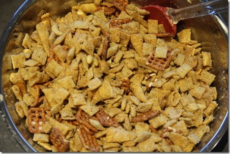 Buffalo Chex Mix - Crafty Staci 5