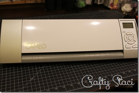 Clear Vinyl Shelf Liner to Tranfer Vinyl - Crafty Staci 1