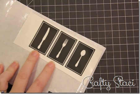 Clear Vinyl Shelf Liner to Tranfer Vinyl - Crafty Staci  4