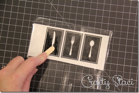Clear Vinyl Shelf Liner to Tranfer Vinyl - Crafty Staci  6