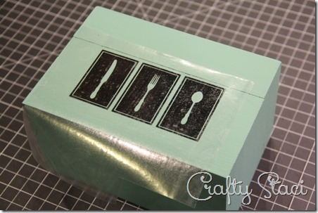 Clear Vinyl Shelf Liner to Tranfer Vinyl - Crafty Staci  7