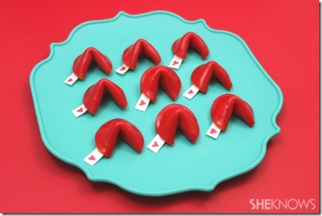 Fortune Cookie Valentines by She Knows