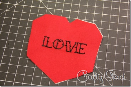 Heart and Arrow Coffee Sleeve - Crafty Staci 3