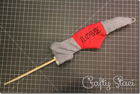 Heart and Arrow Coffee Sleeve - Crafty Staci 9