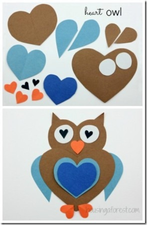 Heart Owl by Housing a Forest