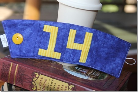 Class of '14 Coffee Sleeve - Crafty Staci