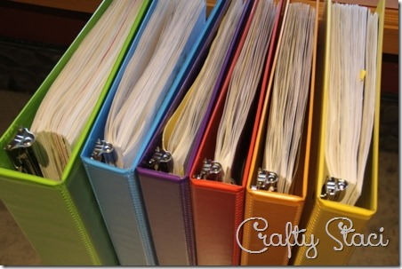 DIY Cookbooks - Crafty Staci 4