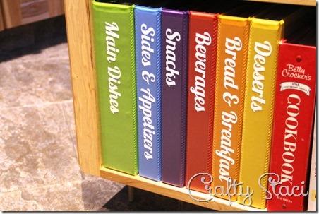DIY Cookbooks - Crafty Staci 6