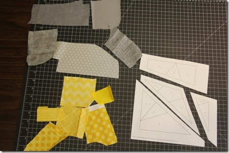 Foundation Paper Piecing - Crafty Staci 1