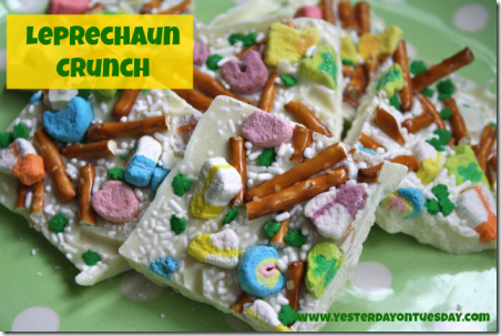 Leprechaun Crunch by Yesterday on Tuesday