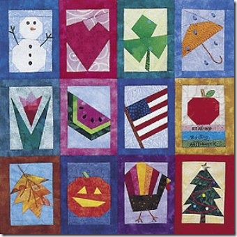 Seasons and Celebrations from Quiltmaker
