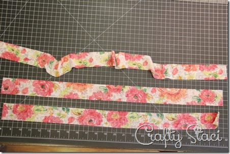 Adding Floral Trim to a Basic Tank - Crafty Staci 3
