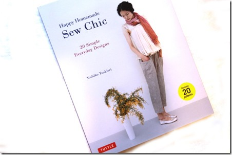 Book Review - Happy Homemade Sew Chic - Crafty Staci 1