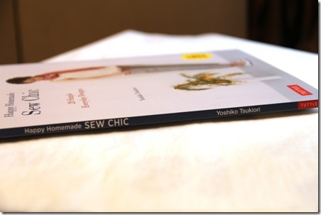 Book Review - Happy Homemade Sew Chic - Crafty Staci 2