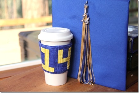 Class of 14 Coffee Sleeve