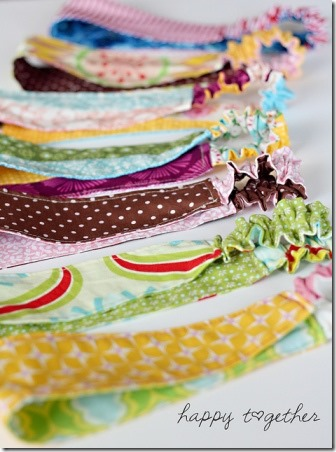 Double Sided Headband from Happy Together by Jess
