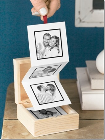 Pull Out Photo Album by Country Living