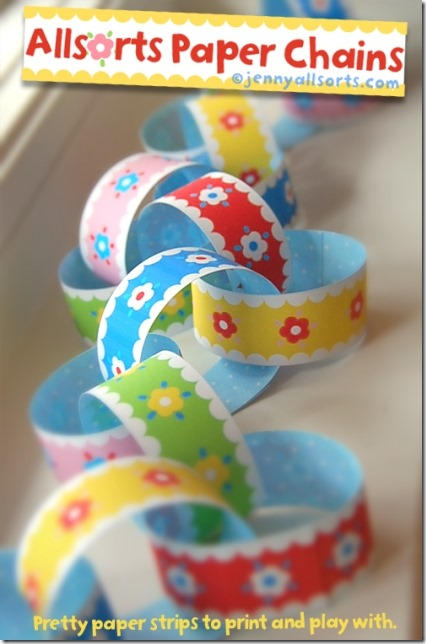Paper Chains by Allsorts