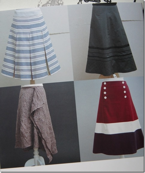 Stylish Skirts Book Review - Crafty Staci 11